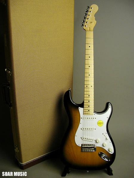 Momose モモセ ストラトキャスタータイプ エレキギター MC1-STD/M 2TS 2トーンサンバースト アルダーボディ メイプル指板 国産 日本製