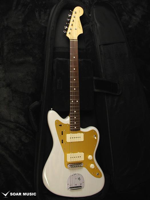 Momose モモセ MJM2-STD/NJ WBD ジャズマスタータイプ エレキギター 国産 日本製 ハンドメイド ホワイトブロンド