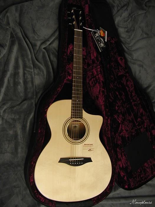 Mayson Guitars メイソンギターズ M1 SCE with Anthem エレアコ アコースティックギター ギター