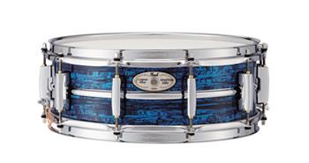 SensiTone Elite Steel ストラタ・ブルー Pearl / パール スネアドラム 14