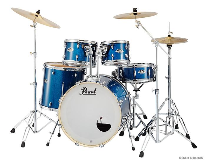 送料無料 送料無料!! Pearl カバリング パール ドラムセット EXPORT EXX Covering カバリング Covering シンバル付ドラムフルセット (スタンダードサイズ), 羽村市:3b988436 --- rods.org.uk