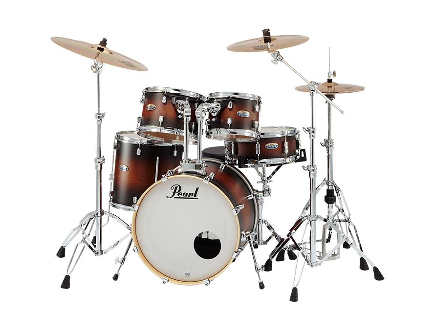 送料無料!Pearl(パール)コンパクトサイズ ドラムセット DECADE Maple COMPACT DMP905/C-D