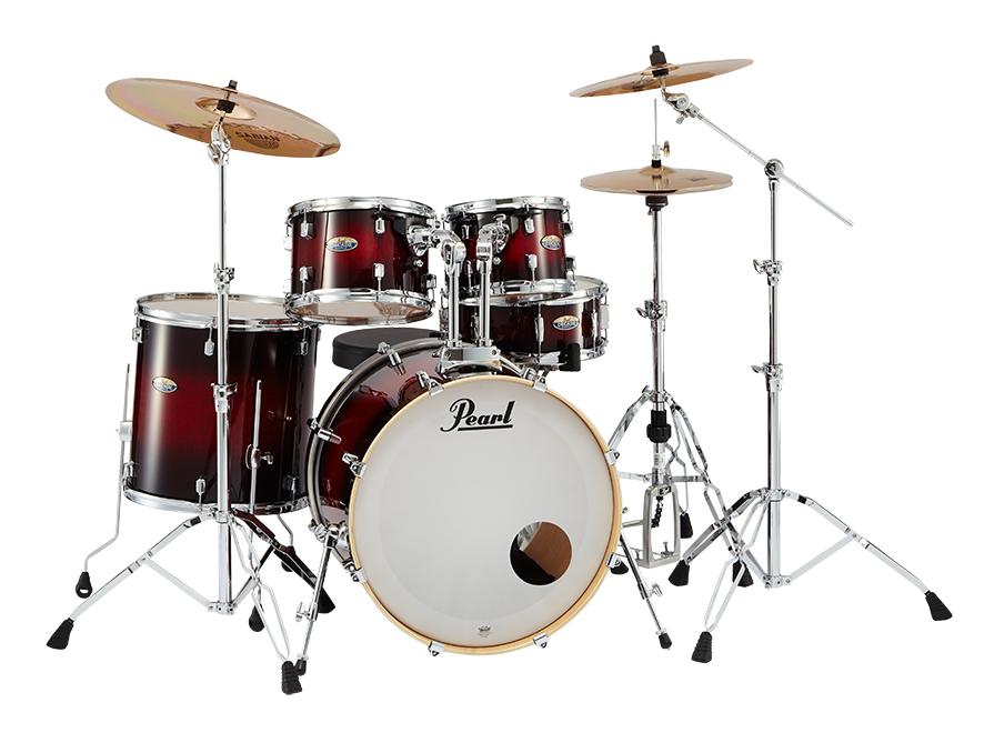 Soar Sound Pearl Drum Decade Maple Standard Dmp925s C D