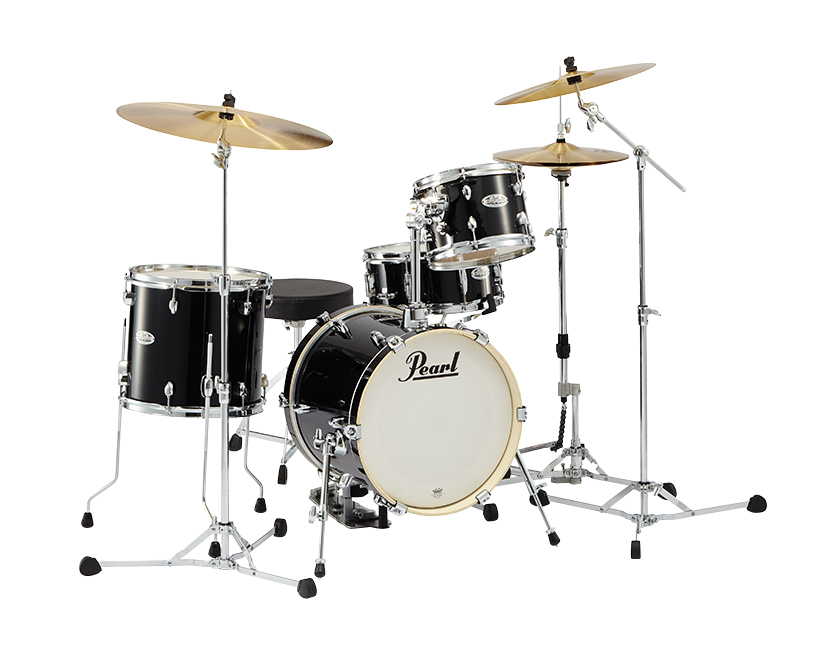送料無料!クラブでのギグやストリートプレイに最適!Pearl(パール)ドラムセット MIDTOWN ミッドタウン MDT764/C