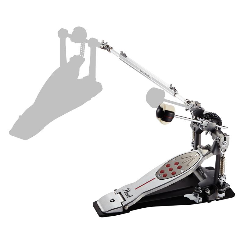 ツインペダル本体 Pearl / パール Eliminator Redline Double Pedal エリミネーターレッドライン(ツインペダルコンプリートセット) P-2051C ドラムペダル・キックペダル