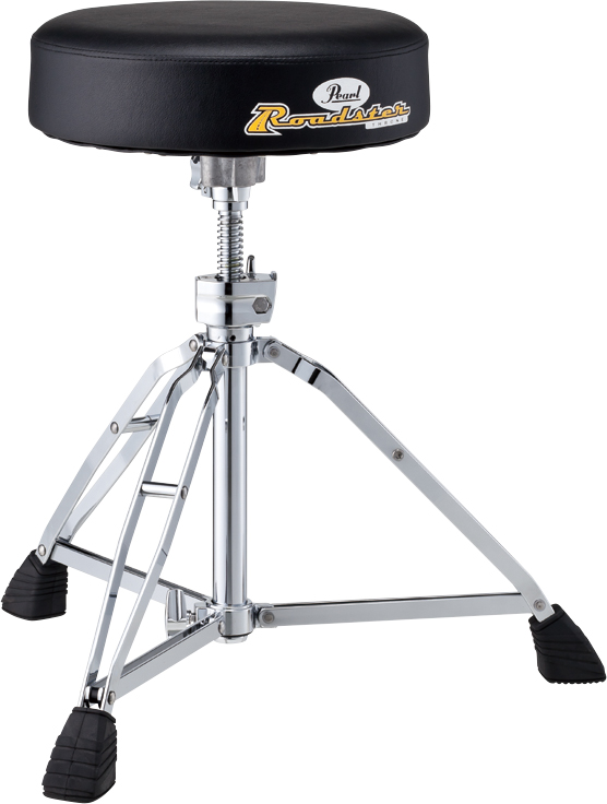 Pearl Drum パール ドラムスローン Drum ドラム用 Thrones ドラム用 Thrones イス D-1000N スクリュータイプ ラウンドシートタイプ 丸型, SHOP AERU:c97731b5 --- officewill.xsrv.jp