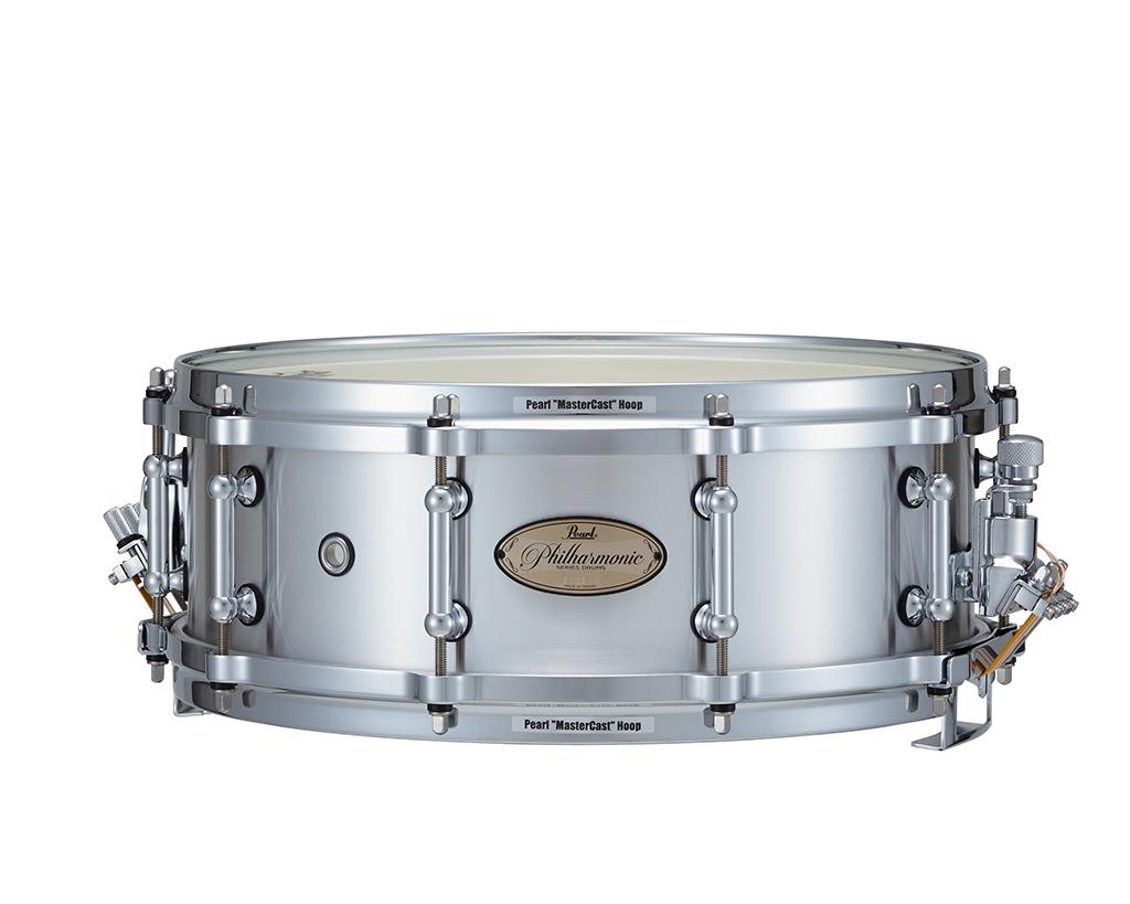 Pearl パール 14x5インチ コンサートスネアドラム PHA1450 キャストアルミ