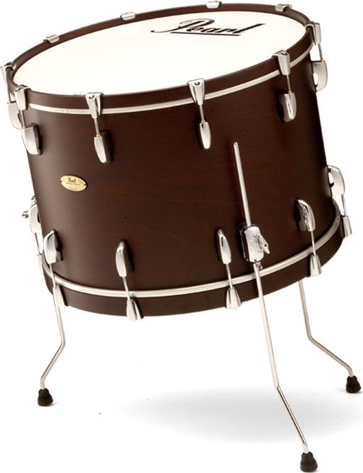 Pearl PFBA2416 パール 大太鼓 24x16インチ コンサート・フロアバスドラム Pearl PFBA2416 マホガニーマットウォルナット・ラッカー 大太鼓, under basic:30df7441 --- officewill.xsrv.jp