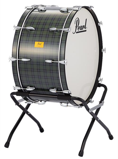 【受注製作・選べるカラー】Pearl パール バスドラム 22 x 12インチ (56cm x 30cm) PBP2212A 大太鼓 アンサンブル・シリーズ アーティザンIIフィニッシュ