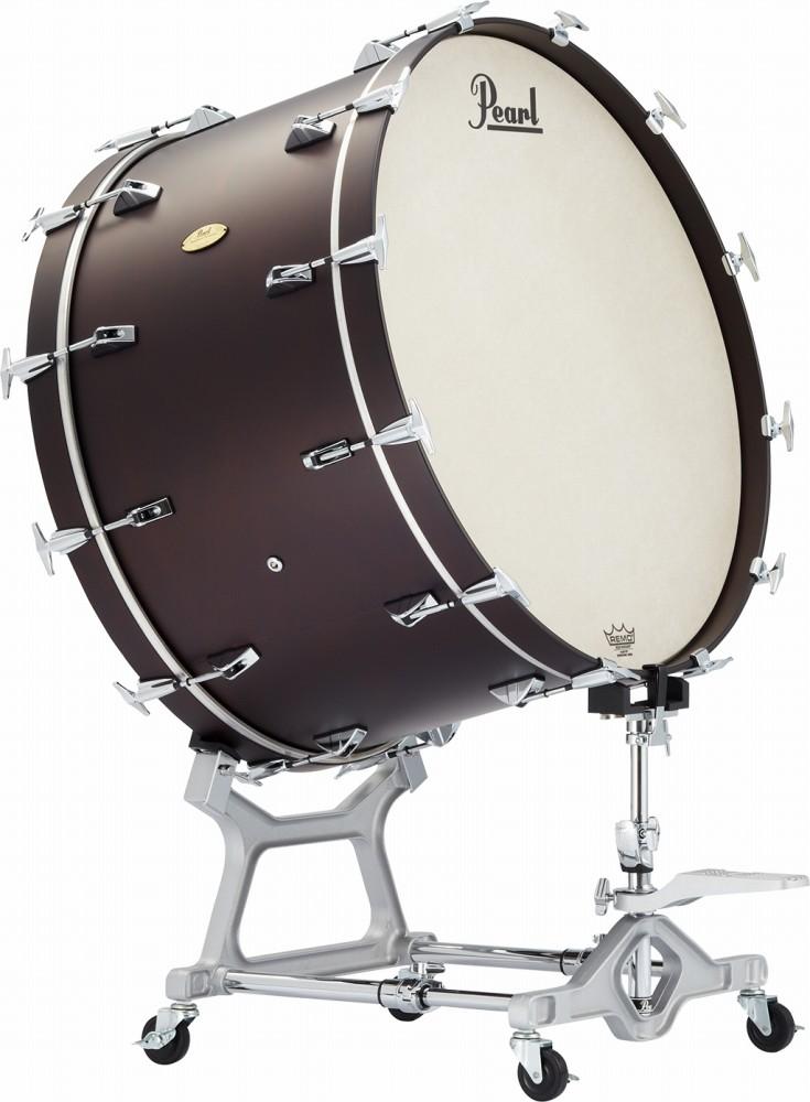 今ならマレットスタンド贈呈 Pearl パール コンサートバスドラム 36