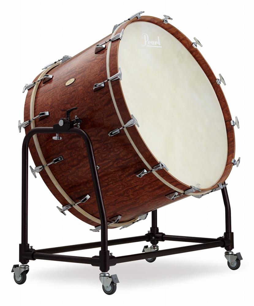 マレットスタンド贈呈 受注製作 Pearl パール コンサートバスドラム 36x20