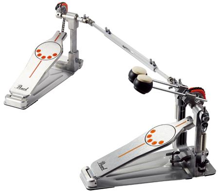 Pearl / パール Powershifter Demon Style Double Pedal パワーシフター・デーモンスタイル(ツインペダルコンプリートセット) P-932 ドラムペダル・キックペダル