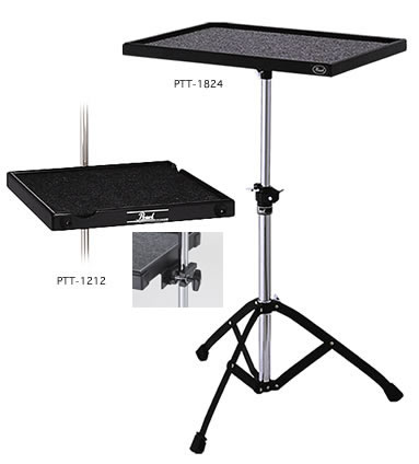 Percussion Table PTT 1212 (300 X 300 Mm And Stand Sold Separately) Pearl  (Pearl)