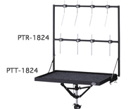 送料無料カード決済可能 Pearl パール Trap Table Rack トラップテーブルラック PTR-1824 出荷 パーカッション テーブル