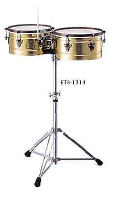 Pearl(パール) Elite Timbales エリート・ティンバレス ETB-1314(13