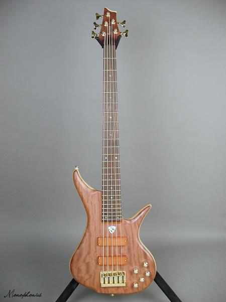 VEYRON 5ST BU(Rosso) ロッソ エレキベース 5弦 アクティブ仕様 ブビンガトップ