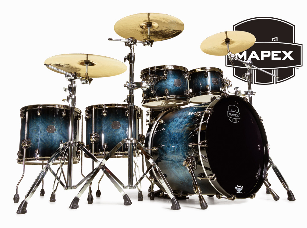 soar sound mapex mapex drum kit saturn v shell kit sound wave twin sv628xu rakuten global. Black Bedroom Furniture Sets. Home Design Ideas