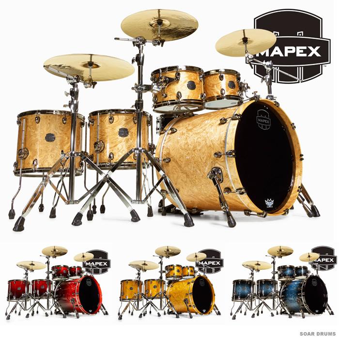 【期間限定】 MAPEX V ドラムセット SATURN V シェルキット SUB WAVE TWIN メイペックス (SV628XE) TWIN メイペックス, バッテリーストア.com:331007c2 --- wap.pingado.com