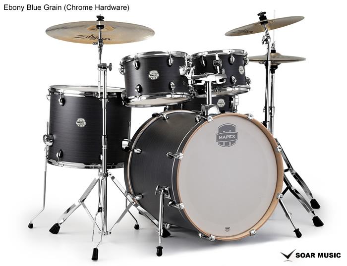 【サイズを選べる!】ドラムセット MAPEX STORM SERIES メイペックス ストームシリーズ ST5295F / ST5045F