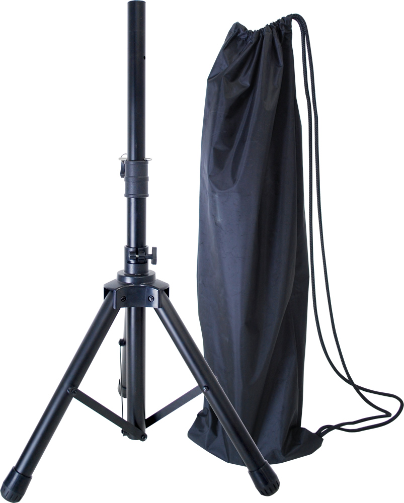 Belcat PAスピーカー用スタンド 1本 35mm経 3段階調整