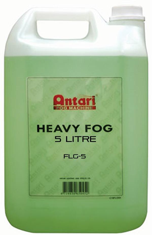 ANTARI 送料込 アンタリ スモークマシン用 リキッド フォグリキッド FLG FLG5 5L フォグマシン 正規激安 FLG-5