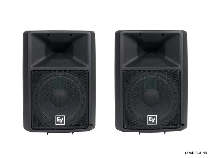 安心の正規輸入品 EV SX300 スピーカー 2台セット Electro Voice 業務用 店舗用 音響設備