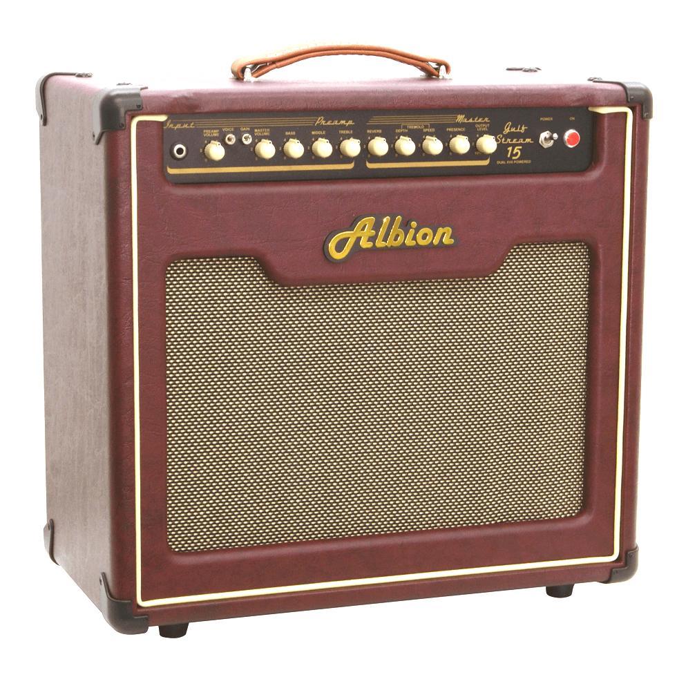 【送料無料・特価!】Albion GS-series チューブ コンボアンプ 15W ギターアンプ GS-15C