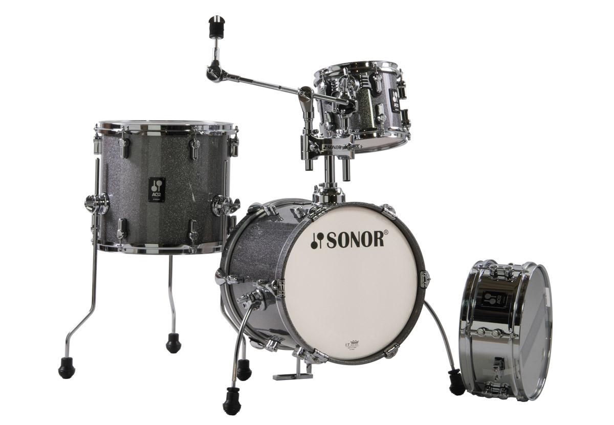 """ドラムセット SONOR ソナー AQ2 series """"マティーニ"""" シェルセット AQ2MAR"""