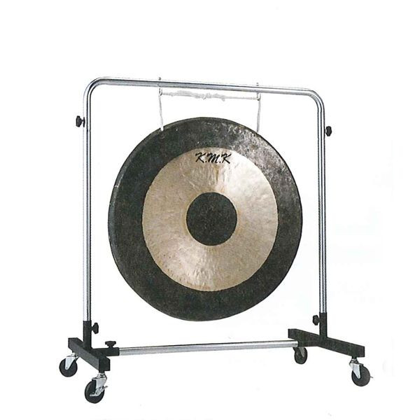 K.M.K 銅鑼(ドラ)KG-40 / 40インチ マレット、オリジナルケース、保証書付き