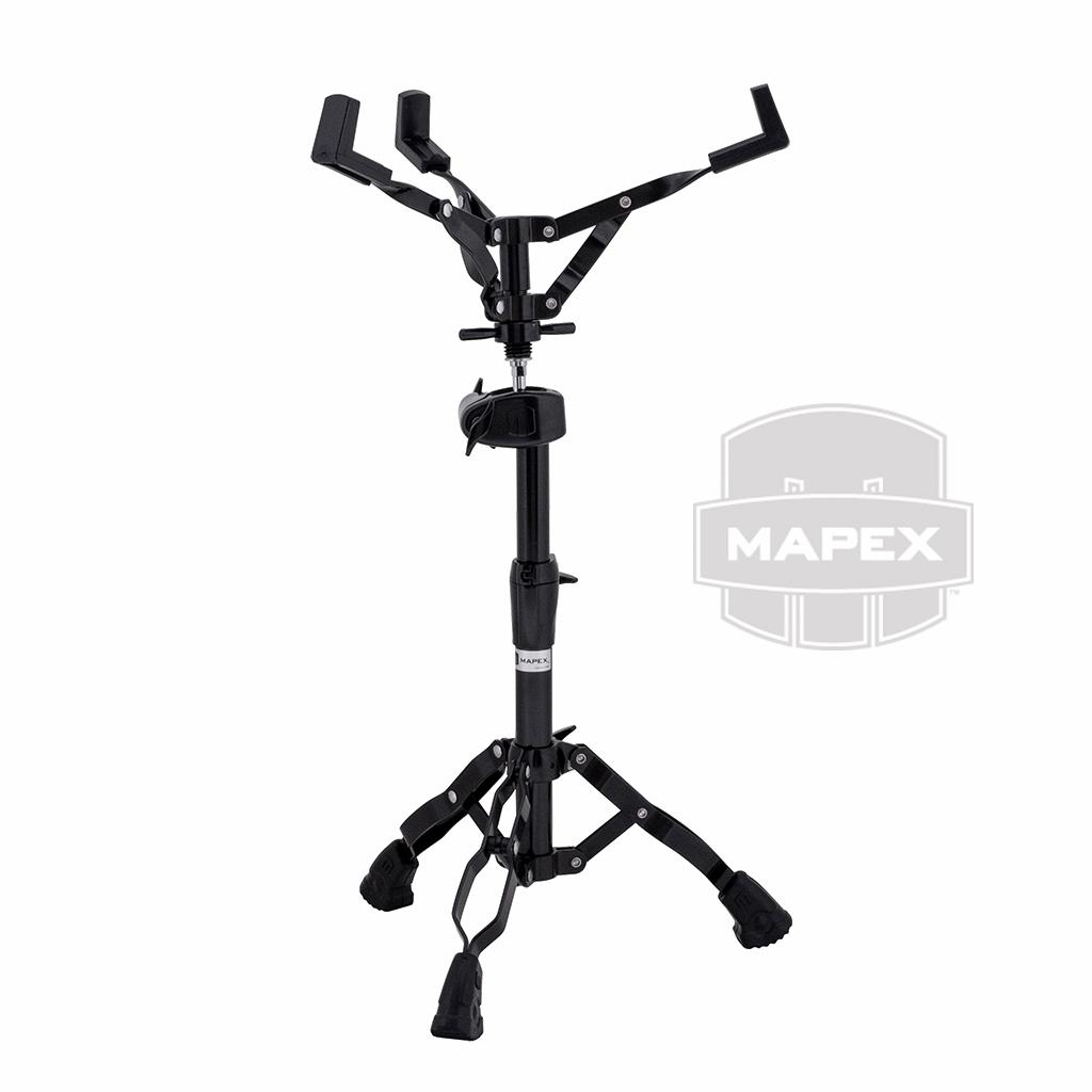 スネアスタンド MAPEX (メイペックス) / ARMORY Series : S800EB (Black Finish / ブラック・フィニッシュ)