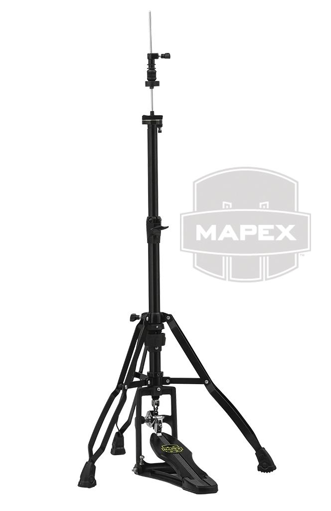 ハイハットスタンド MAPEX (メイペックス) / ARMORY Series : H800EB (Black Finish / ブラック・フィニッシュ)