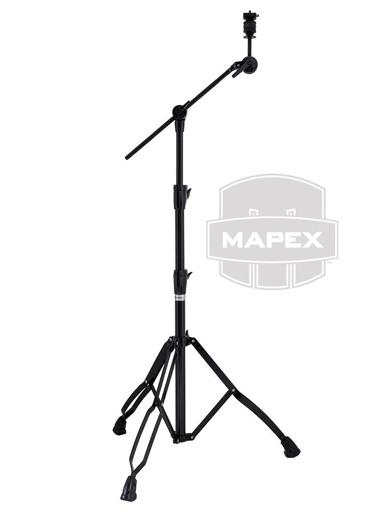 ブームシンバルスタンド MAPEX (メイペックス) / ARMORY Series : B800EB (Black Finish / ブラック・フィニッシュ)