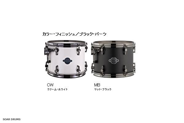 鼓式集的声纳声纳上升系列爵士乐/ASC 11JZ 黑色部分
