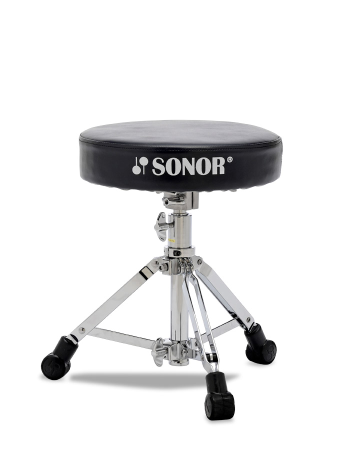 SONOR ソナー ドラムスローン・ドラム用イス SN-DTXS2000 ドラム椅子