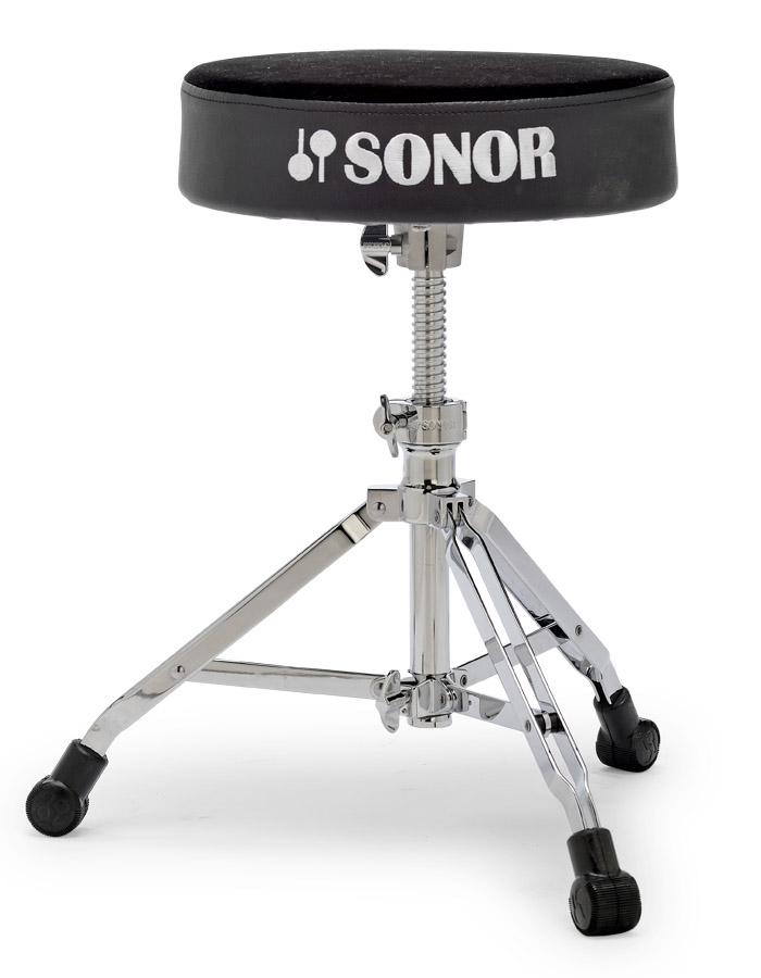 SONOR ソナー ドラムスローン・ドラム用イス SN-DT4000 ドラム椅子