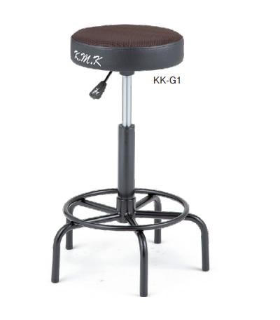 K.M.K ミュージシャンズ 税込 チェア KK-G1 送料無料限定セール中 スローン 打楽器 ティンパニ奏者 パーカッションなどに 椅子 KMK