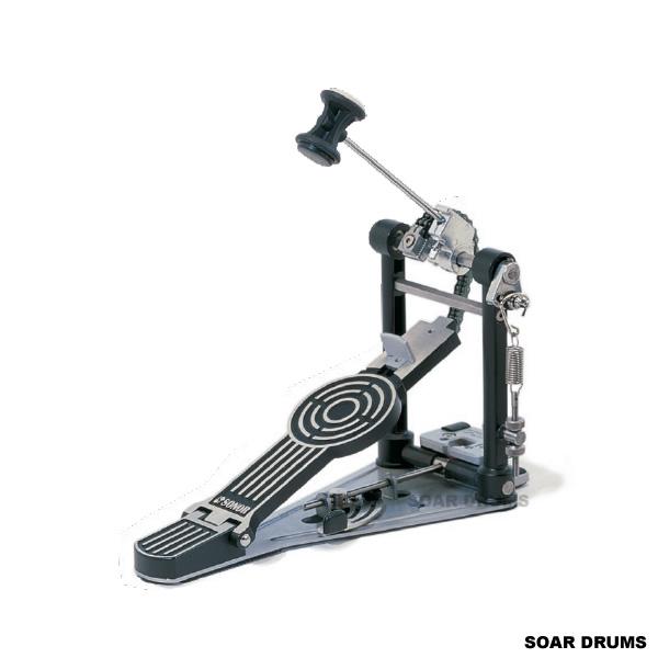 SONOR ソナードラムペダル キックペダル シングルペダル 600シリーズ ダブルチェーンドライブ ケース付き SN-SP673