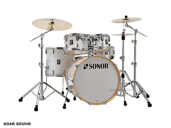 Soar Sound Sonor Sonar Drum Set Stage Stage Sn Aq2sg 22 Inches Bass
