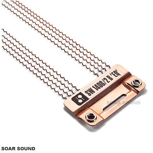 SONOR 4x2本仕様 ソナー スネアドラム用スナッピー 4x2本仕様 14