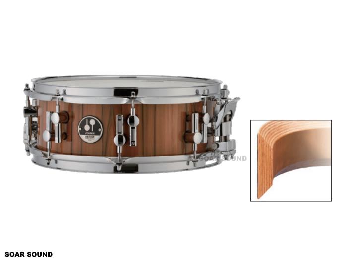 SONOR ソナー スネアドラム 13x5インチ ティネオ AS16-1305TI 小太鼓 コンサートスネアドラム