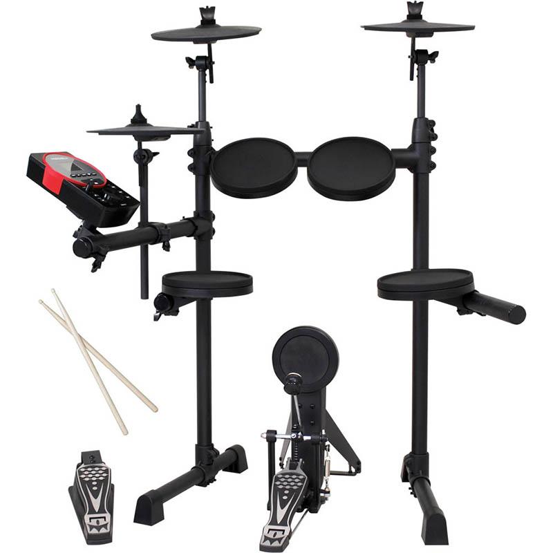 エレドラ・電子ドラム MEDELI Digital Drum Set DD610J-DIY KIT エレクトリックドラム メデリ