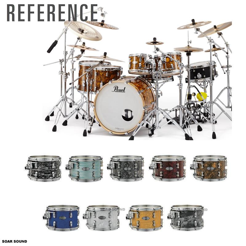色々な Pearl パール ドラムセット RF リファレンス Reference Assembled Assembled Pearl in Japan Japan ドラム シェルパック 7点セット, テレサバージュ:4b2b49fb --- dou42magadan.ru