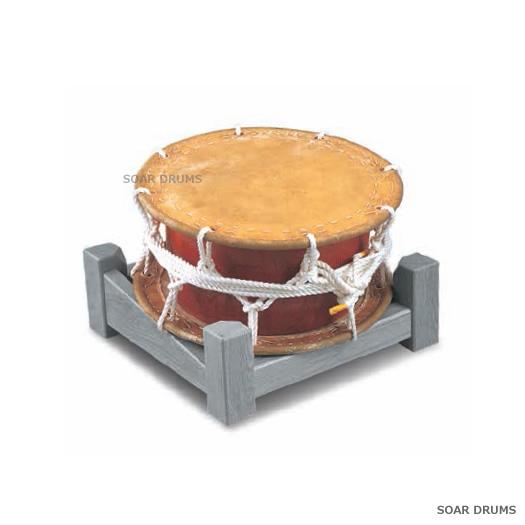 並附締太鼓 1.1尺並附 PLAY WOOD N-11F 和太鼓