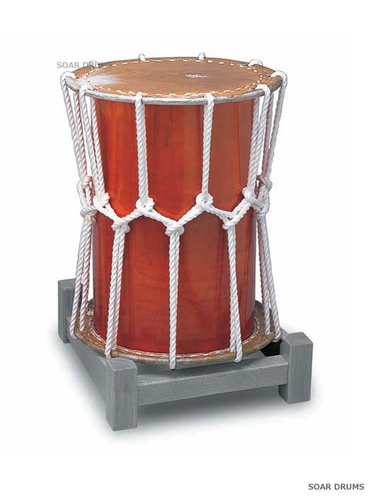 大拍子太鼓 発売モデル 1.3尺 木胴 PLAY WOOD N-13W 和太鼓 送料無料