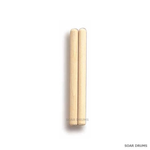 期間限定特価品 朴材 φ30×360 和太鼓用バチ 2本組 贈物 PLAY WOOD H-112