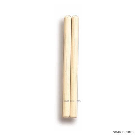 樫材 φ30×420 和太鼓用バチ 2本組 PLAY K-114 国産品 WOOD 祝日