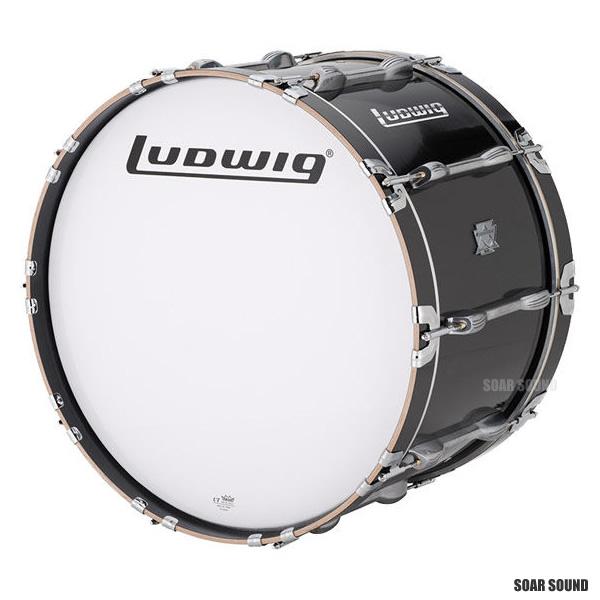 Ludwig ラディック マーチングバスドラム 大太鼓 16