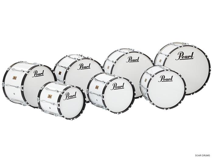 Pearl パール マーチングバスドラム 20