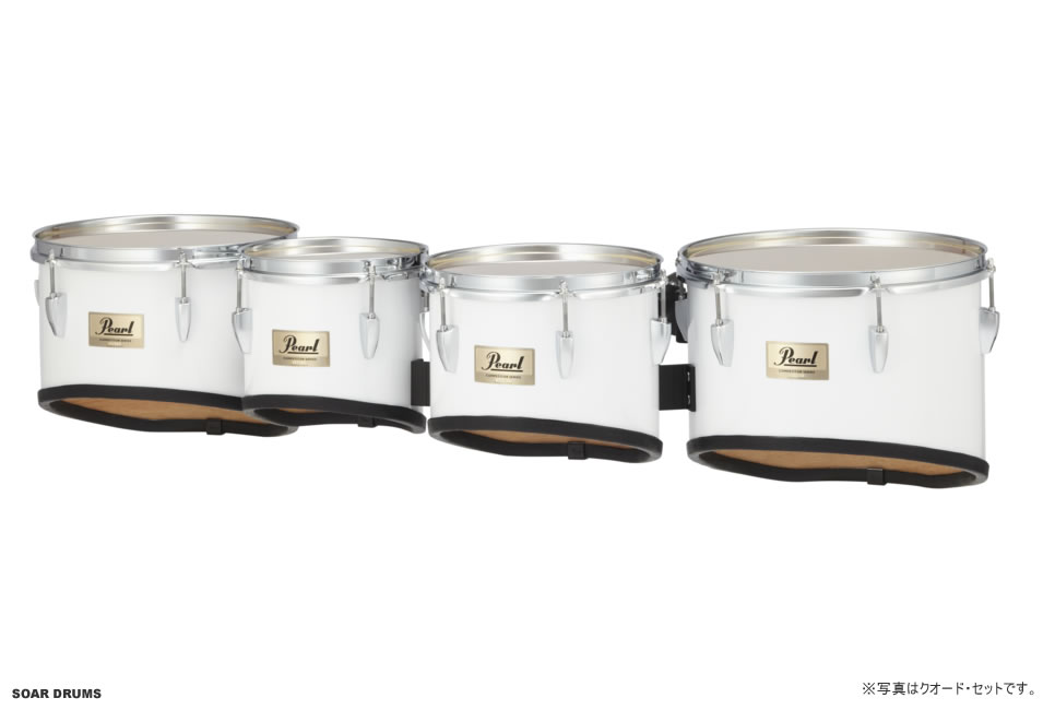 42ac36cb09b6 SOAR SOUND  Pearl Pearl Marching Toms competitor