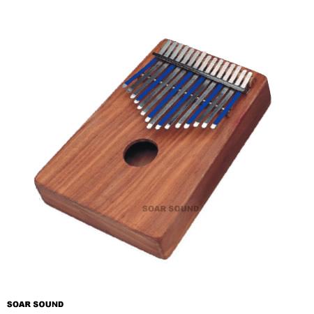 SOUND KING カリンバ アルト Cメジャー スケール 15音(G~G)アフリカン SE-KA 民族楽器 アフリカ